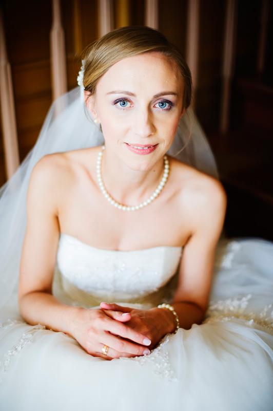 cudowny plener ślubny