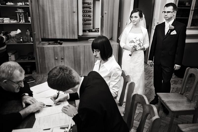 podpisy świadkowie