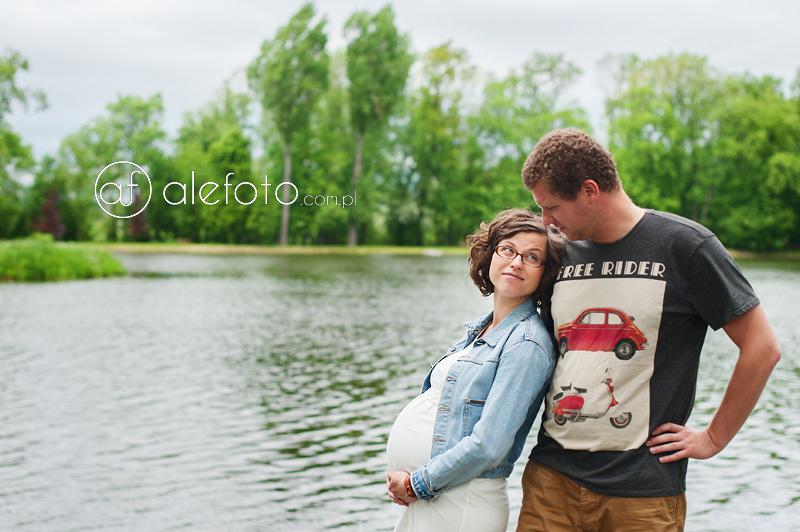 zdjęcia portretowe - Kasia i Adi