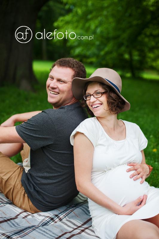 sesja ciążowa - wrocław