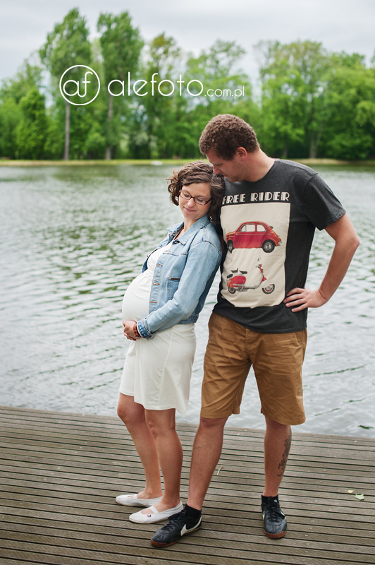 zdjęcia ciążowe we Wrocławiu