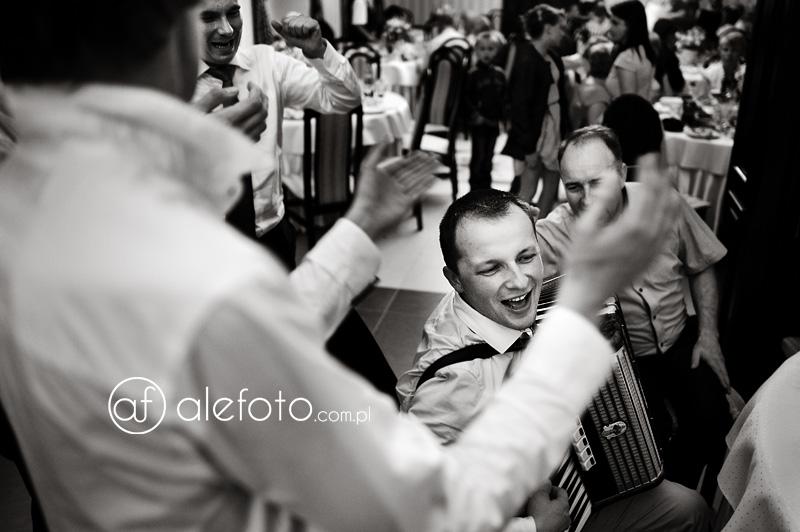 harmonia na weselu