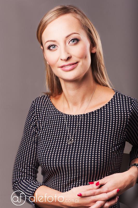 portret biznesowy do CV
