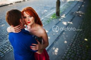portrety narzeczeńskie Wrocław – Dorota i Mateusz