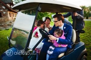 Zdjęcia ślubne Karczma Miłocin – ślub Ani i Szymona