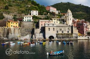 ALEFOTO na wakacjach czyli fotograf ślubny w Toskanii