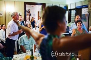 polsko-irlandzkie wesele w okolicach Kłodzka