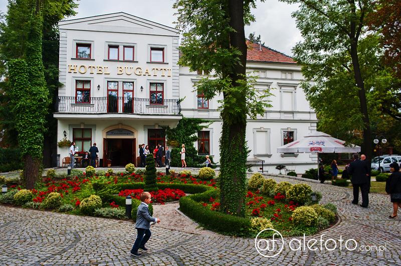 hotel bugatti zdjęcia ślubne