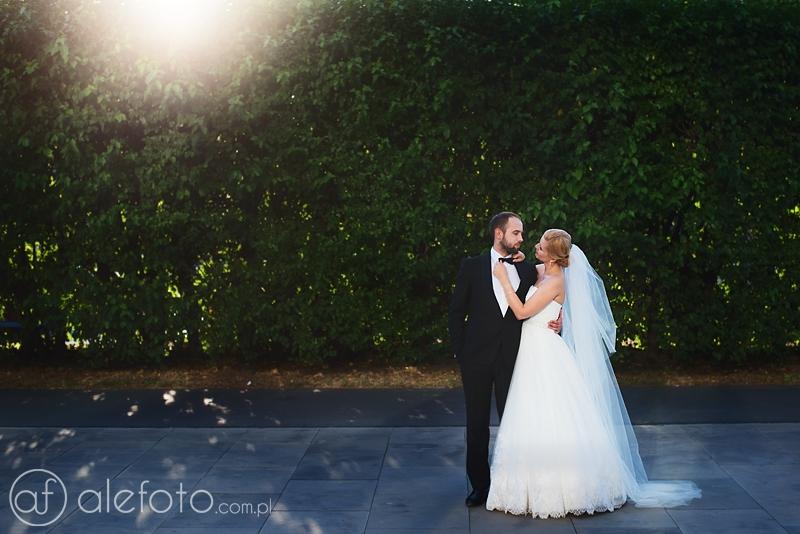 świetne zdjęcie ślubne