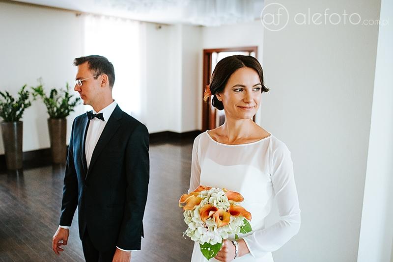 reporterski styl fotografii ślubnej
