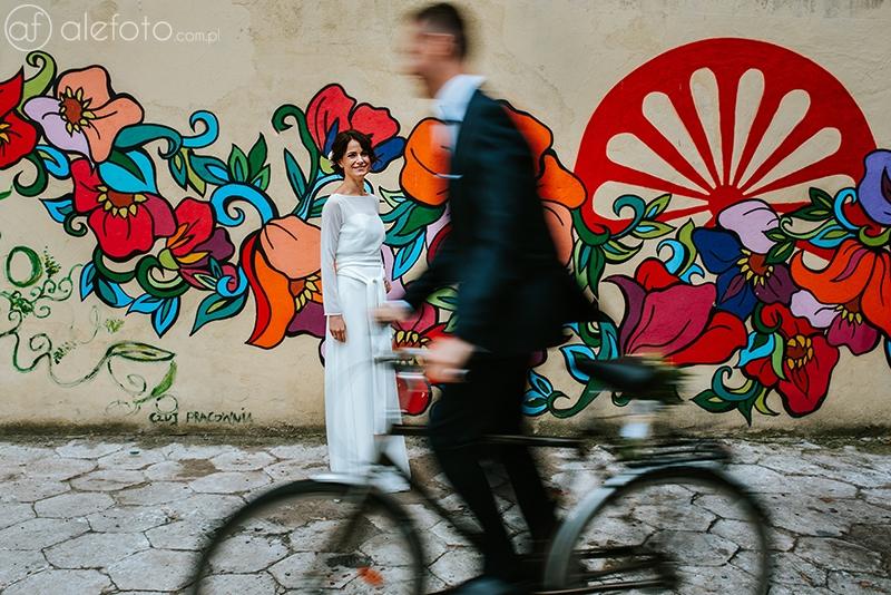 fotograf slubny Wroclaw nadodrze